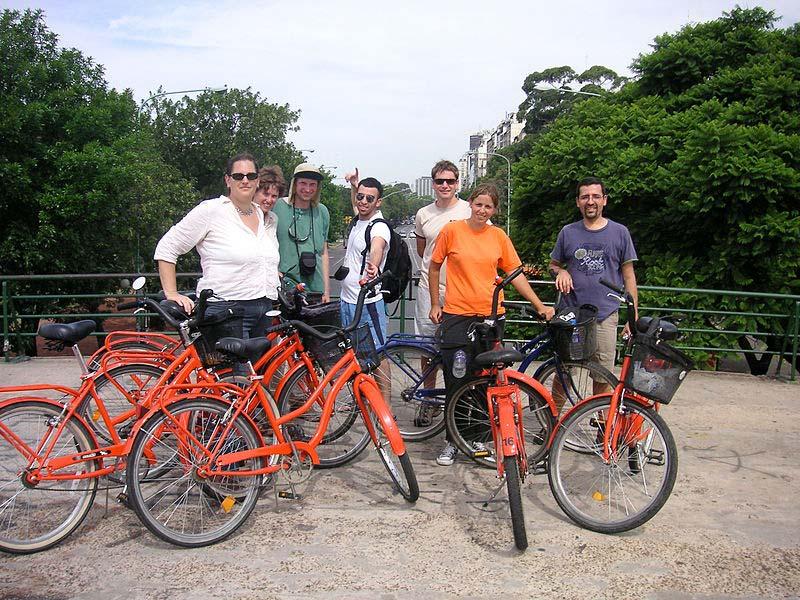 Tour de bicicleta em Buenos Aires