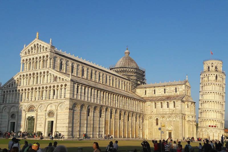 Onde ir na Itália