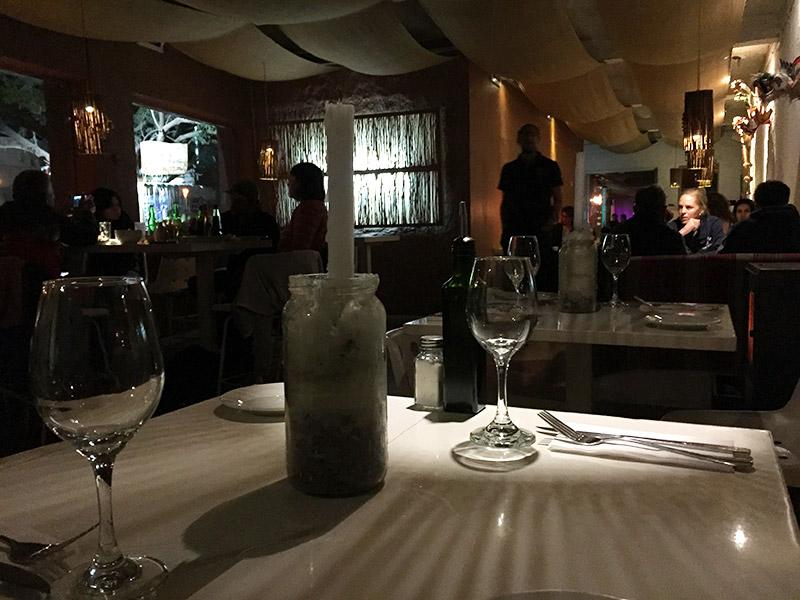 Bons lugares para jantar no Atacama