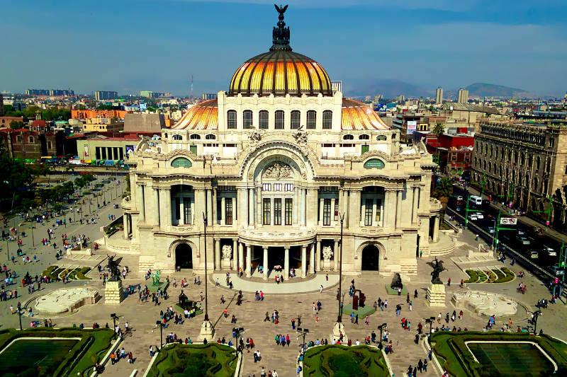Feriado na Cidade do México