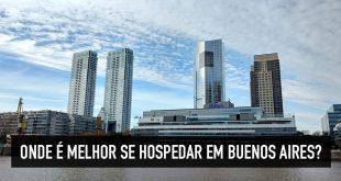 Dicas para se hospedar em Buenos Aires