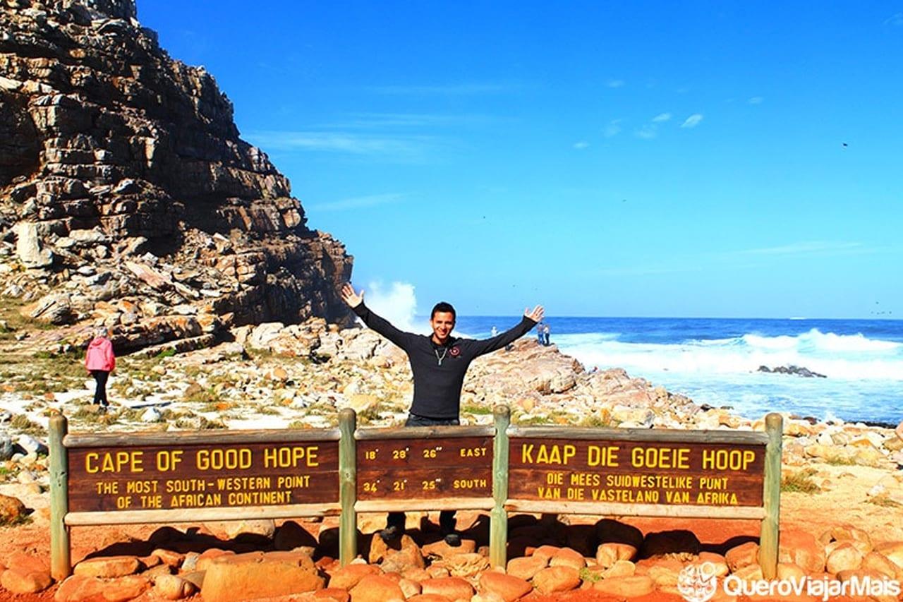 Passeios imperdíveis em Cape Town