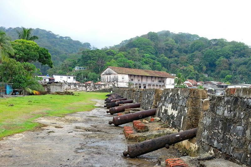 Pontos turísticos do Panamá