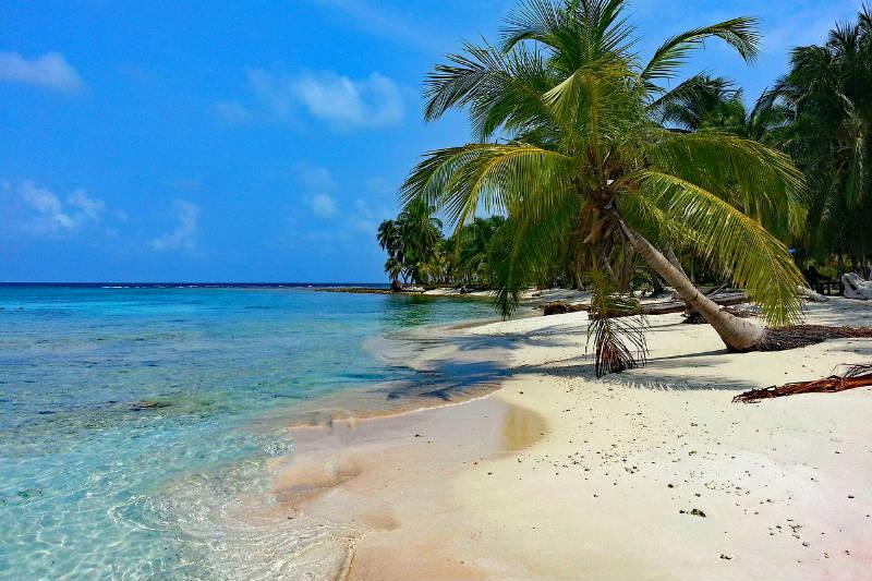 Praias no Panamá