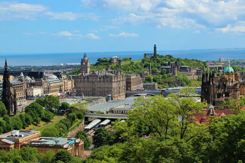 Pontos turísticos da Escócia