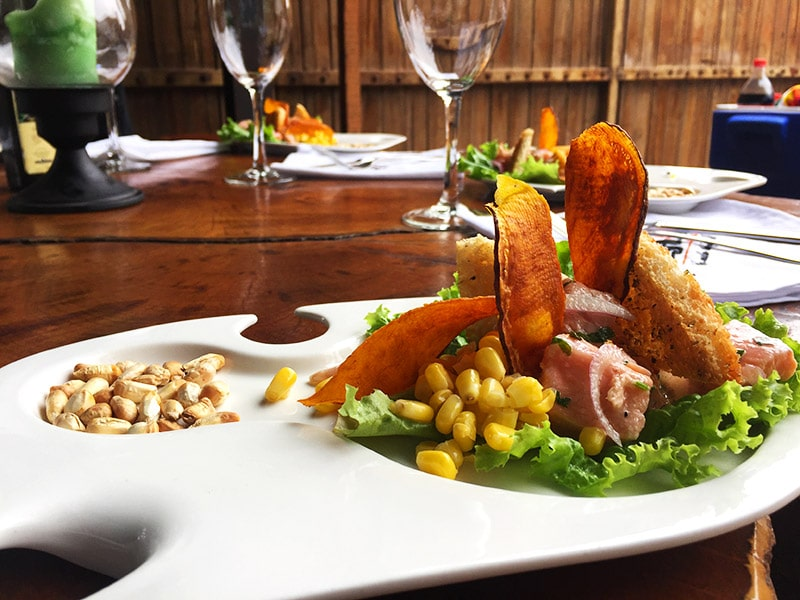 É caro comer no Atacama?