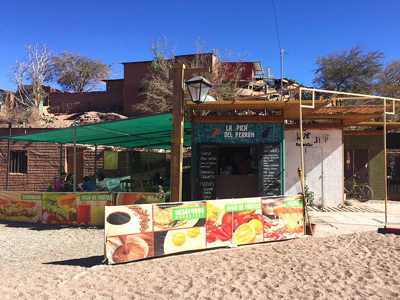Restaurantes mais baratos do Atacama