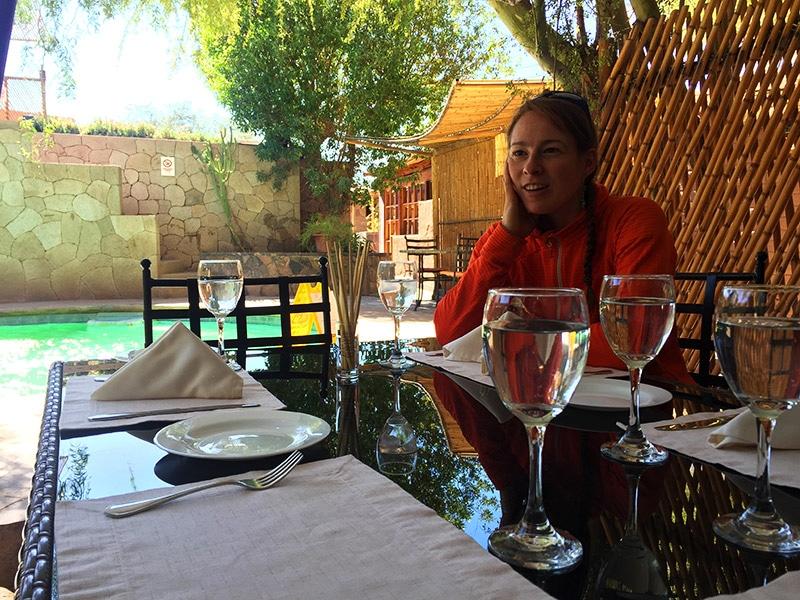 Tour gastronômico no Atacama