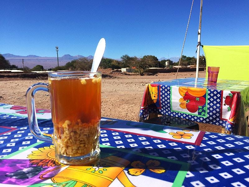 Tour gastronômico em San Pedro de Atacama