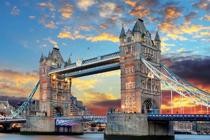 Turismo na Inglaterra