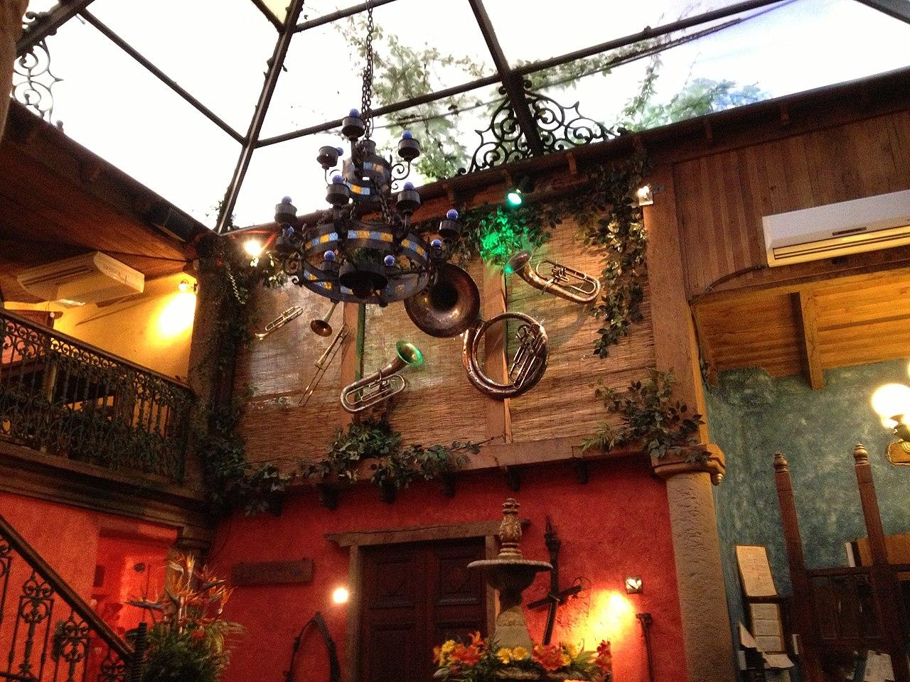 comer em Santiago