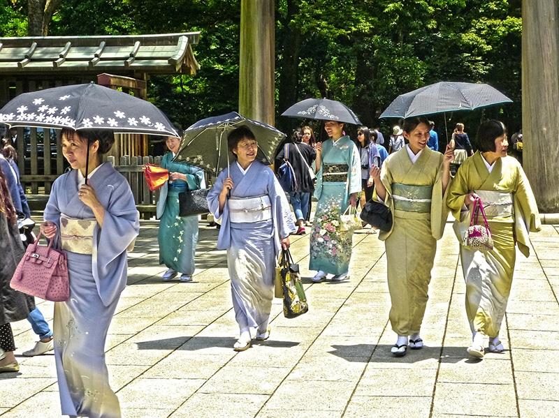 Pontos turísticos de Tokyo