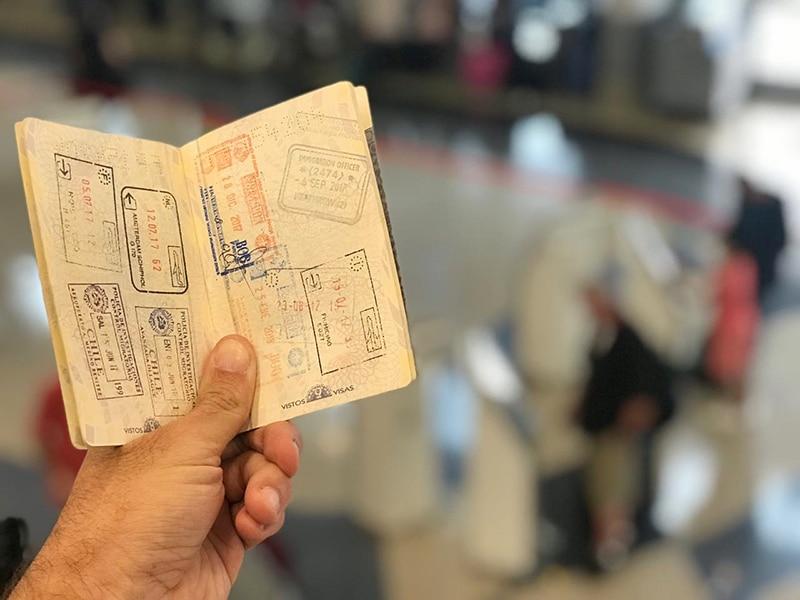 Passaporte Polícia Federal