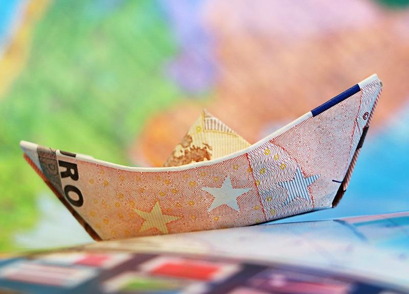 Trocar seu dinheiro na Itália para economizar