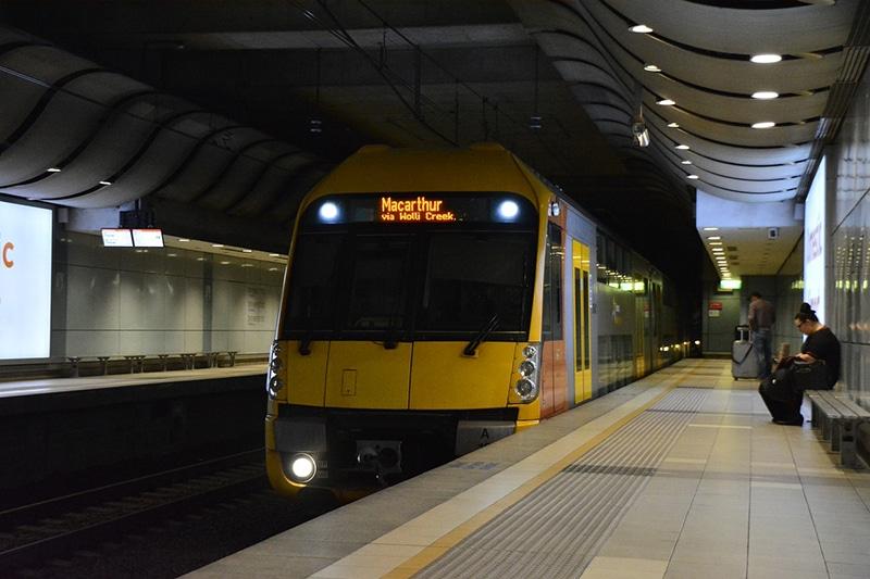 Dicas de transporte público na Austrália