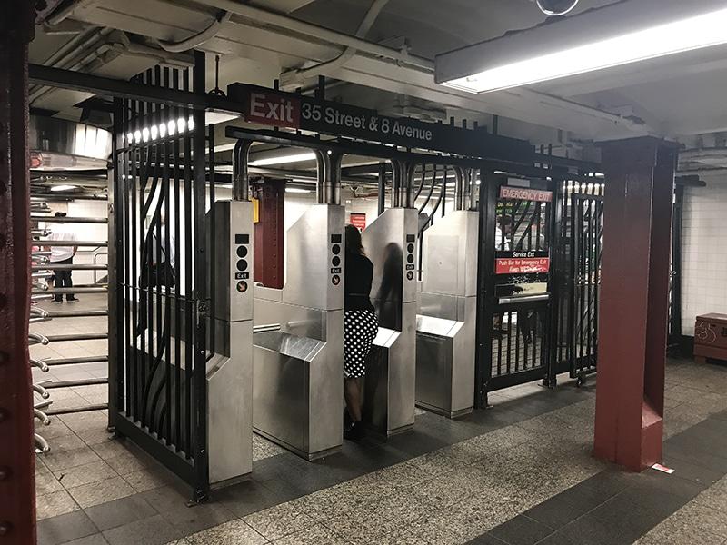 Como pagar ônibus e metrô em Nova York