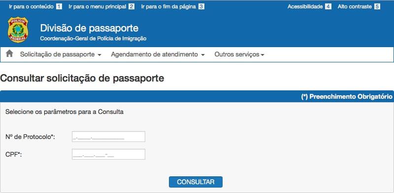 Quanto custa fazer passaporte