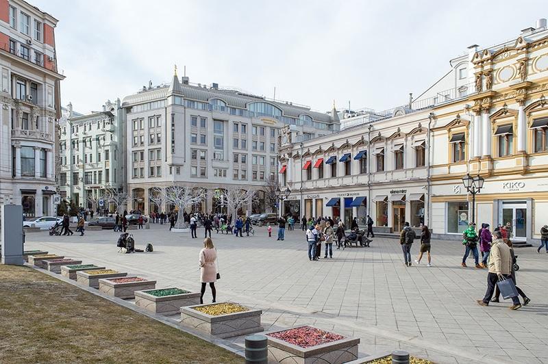 Hoteis bons e baratos em Moscou