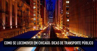 Como se locomover em Chicago
