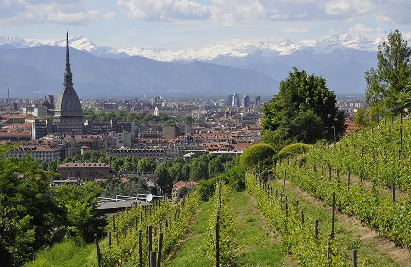 Roteiro do vinho na Itália