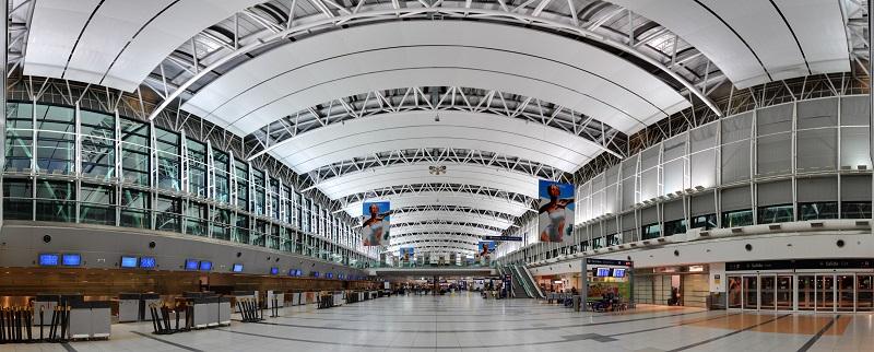 Aeroporto Ezeiza para o centro