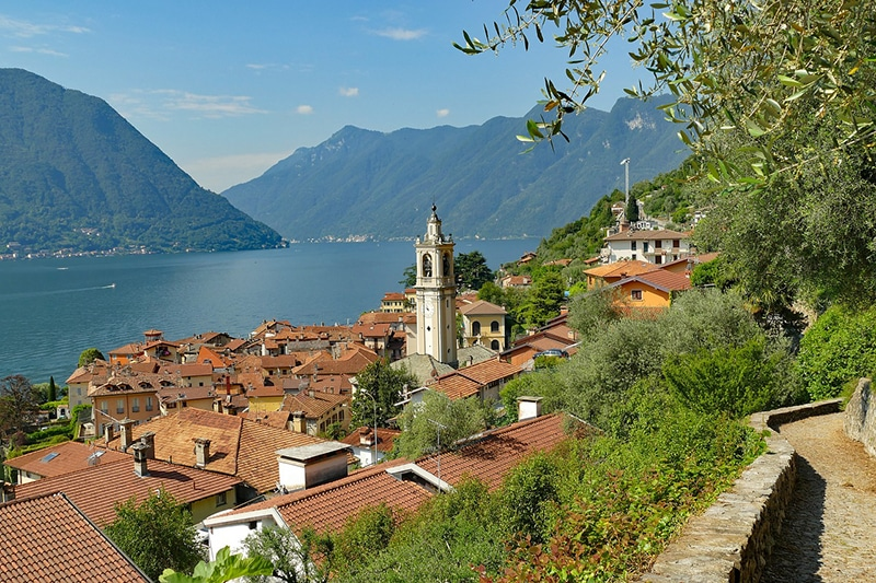 Lugares bonitos para conhecer na Itália
