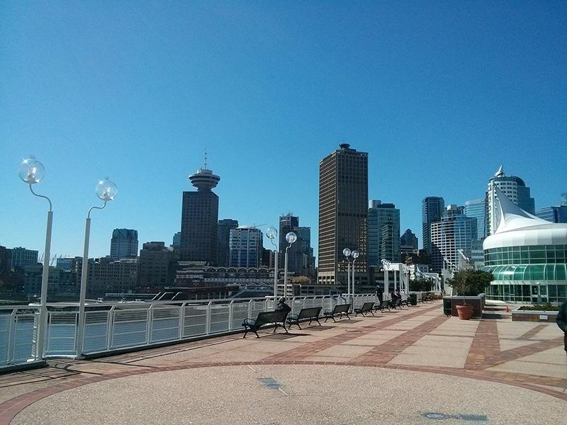 Região mais bonita de Vancouver