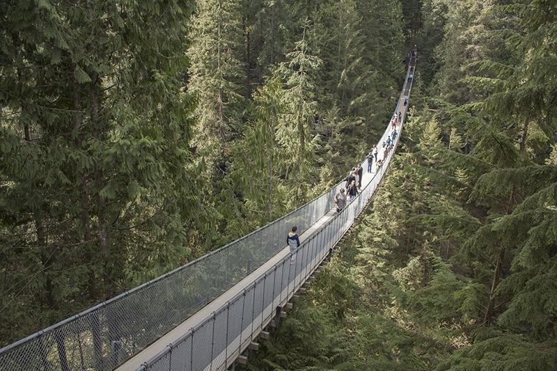 Lugares para visitar no Canadá