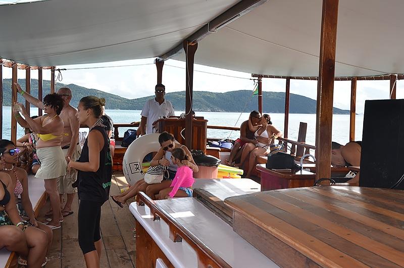 Agência de turismo no Arraial do Cabo