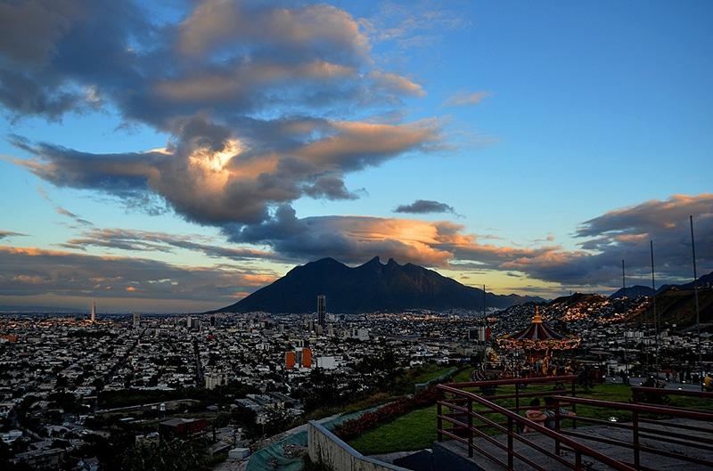 Roteiro em Monterrey no México
