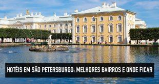 Dicas de hospedagem em São Petersburgo