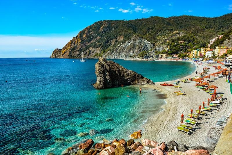 Praias mais bonitas da Itália
