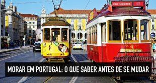 Se mudar para Portugal