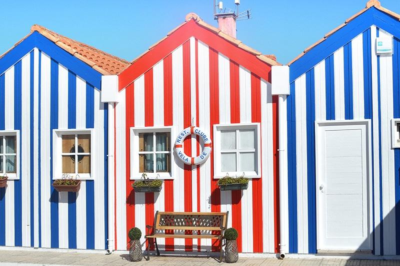 Lugares históricos de Aveiro