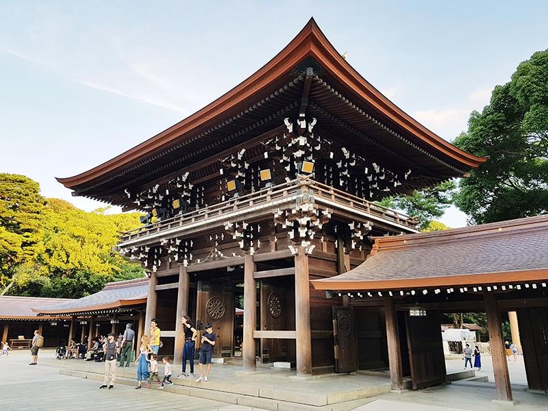 Lugares mais bonitos de Tokyo