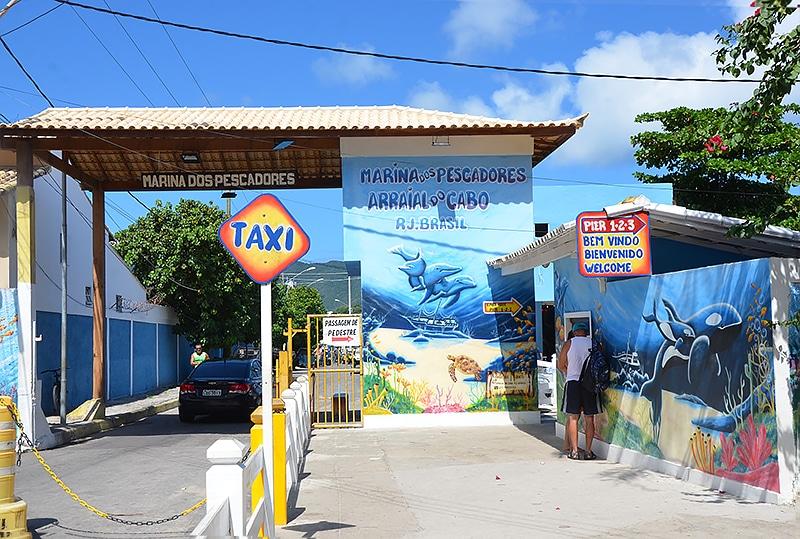 Onde embarcar para a Praia do Farol