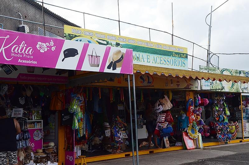 Onde comprar souvenir no Arraial do Cabo