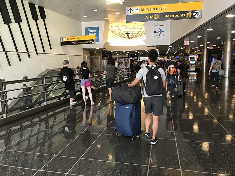 Quanto tempo de antecedência chegar no aeroporto