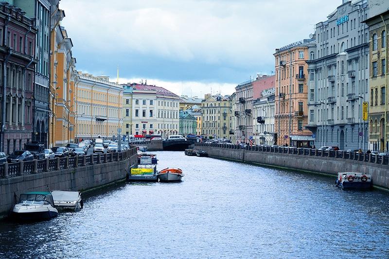 Roteiro de 2 dias em São Petersburgo