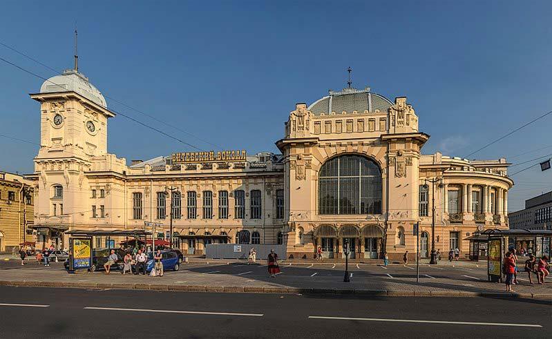Transporte público em São Petersburgo