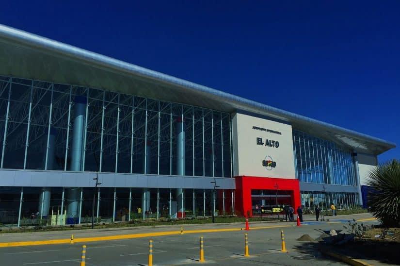 bolivia aeroporto