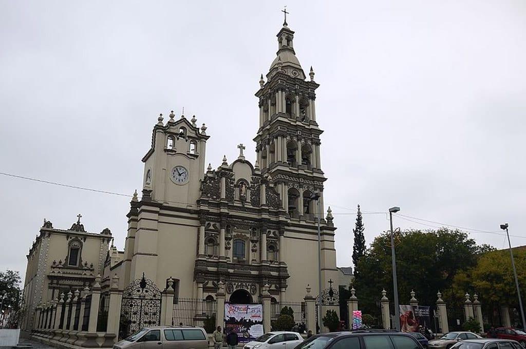 igrejas do méxico