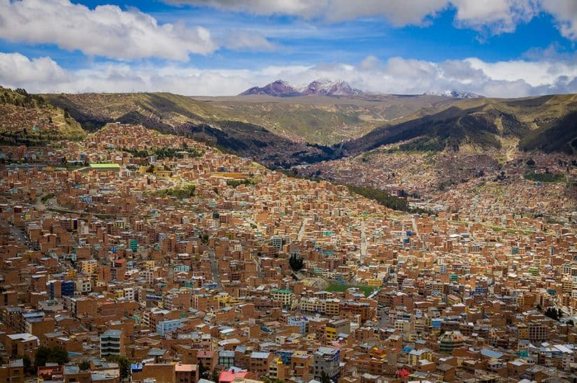 bolivia populacao