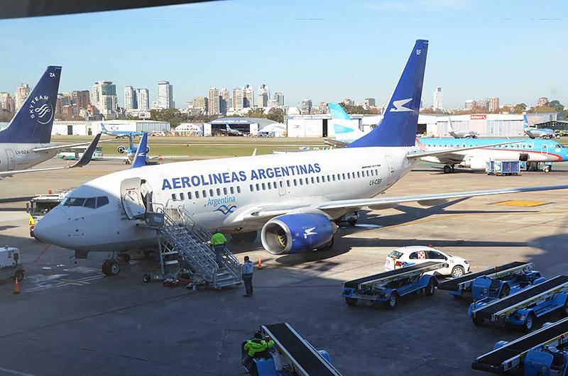 Ir para Bariloche pela Aerolíneas Argentinas