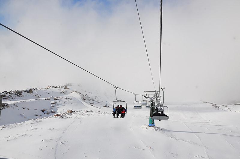 Inverno na Argentina