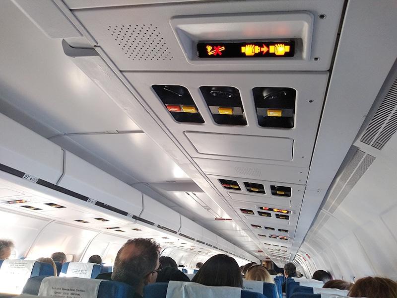 Andes Líneas Aéreas é segura?