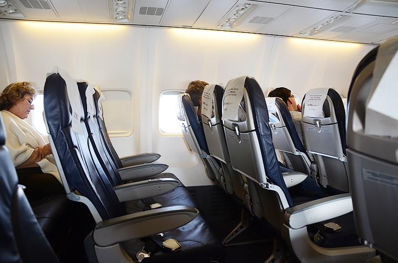 Como é o voo para Bariloche