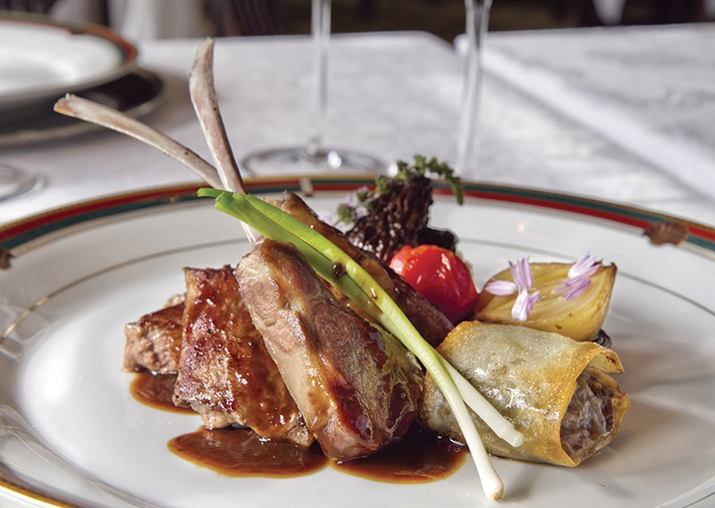 Onde comer bem Bariloche