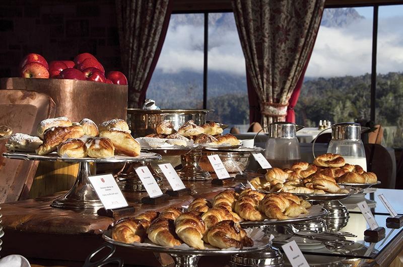 Onde tomar chá em Bariloche
