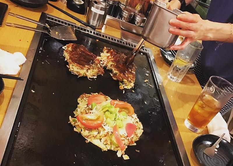 Onde comer panquecas japonesas em Tokyo